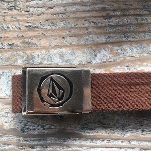 Volcom belt